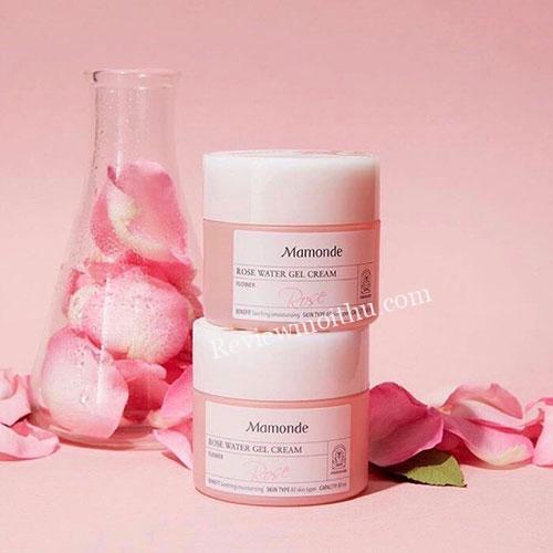 kem-giu-am-cho-da-kho-mamonde-rose-water-gel-cream
