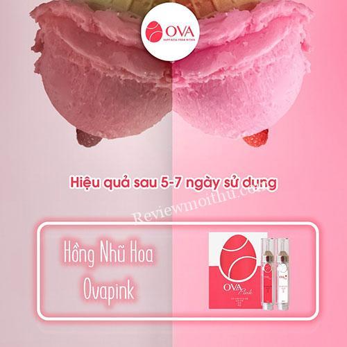 kem-hong-nhu-hoa-ovapink-co-tot-khong