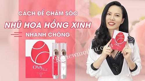 review-kem-hong-nhu-hoa-ovapink
