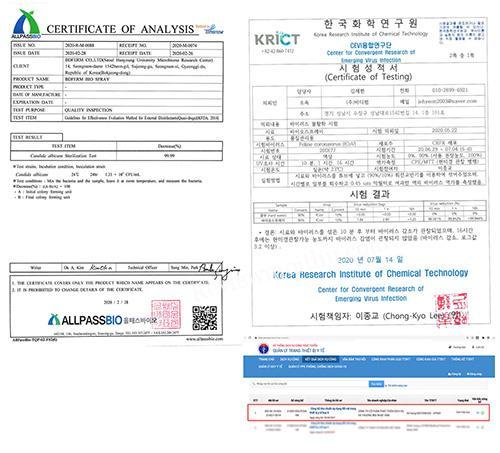 giay-chung-nhan-xit-hong-diet-virus-bdfern-bio-spray
